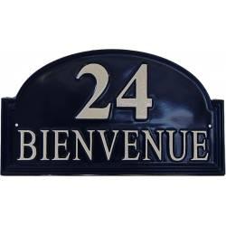 Numéro de maison – modèle NUM20-BIENV
