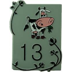 House number NUM12