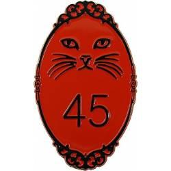 Numéro de maison NUM13