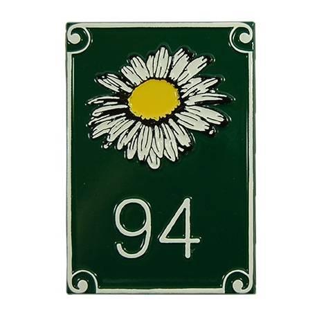 Numéro de maison – NUM1-HIB-cre/noi