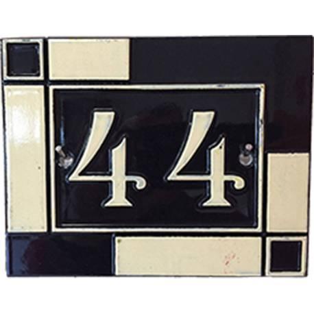 Numéro de maison – modèle NUM7