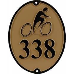 Numéro de maison – modèle NUM8-VEL